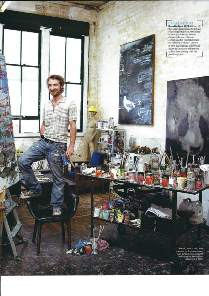GQ Art Styling by Howard Steeves